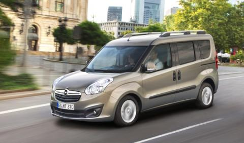 Opel Combo Tour delantera