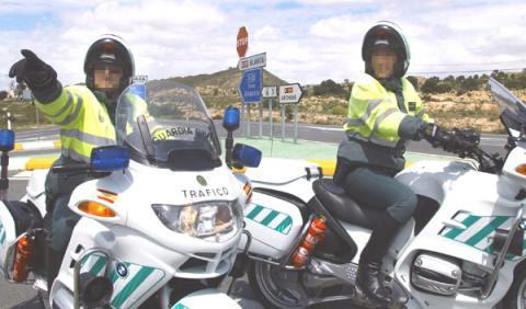 Imputado un conductor en Córdoba por circular a 225 km/h