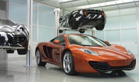 McLaren ampliará su gama de superdeportivos