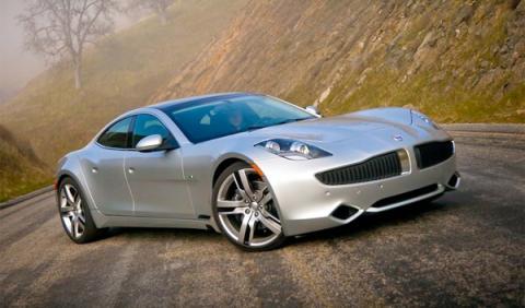 El Fisker Karma de Justin Bieber: nuevo coche en su garaje