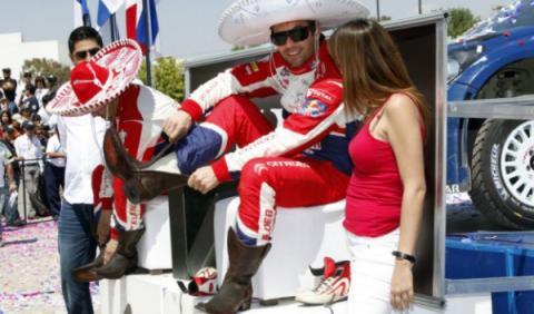 Comienza el Rally de México 2012 sin el español Dani Sordo