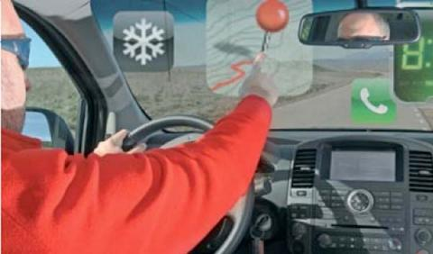 Foto aplicaciones teléfonos en coches