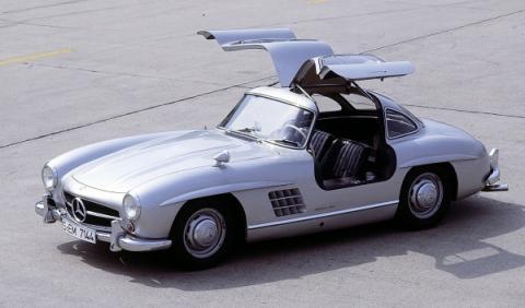 Foto Mercedes 300 SL