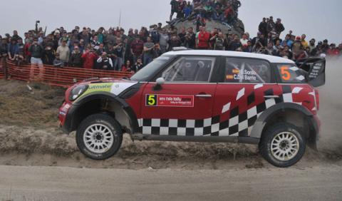 Previo Rally de Portugal 2012