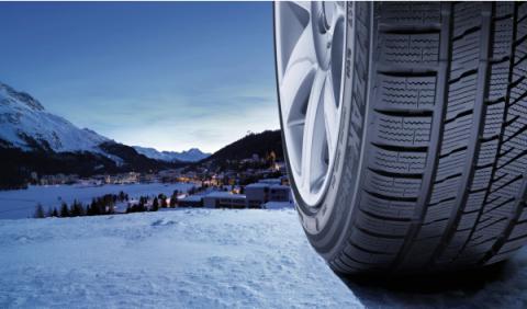 Neumático Bridgestone de invierno
