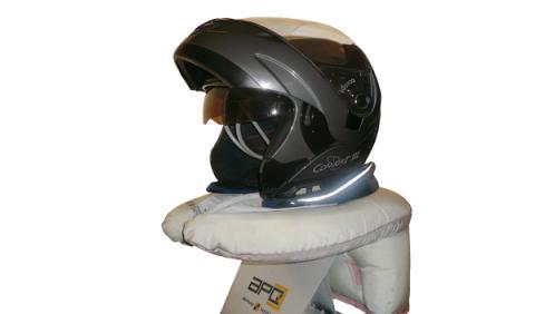 Casco con airbag