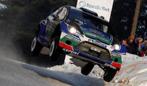 Latvala no competirá en el Rallye de Argentina 2012