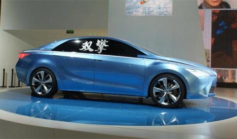 Toyota Yundong Shuangqing
