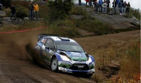 Solberg vuelve, pero Loeb mantiene el liderato en Argentina