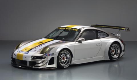 Porsche 911 GT3 RSR, listo para competir en 2012