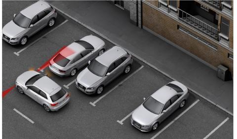 El Audi A3 contará con asistente de aparcamiento automático