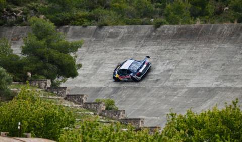 Molina en el Circuito de Terramar
