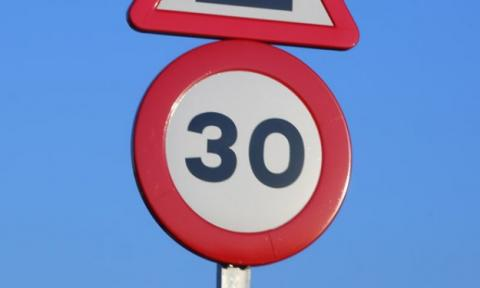 Límite a 30