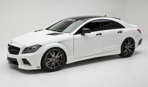 Mercedes CLS-M Misha Designs