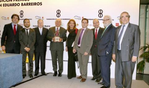 Entrega Premios Fundación Barreiros
