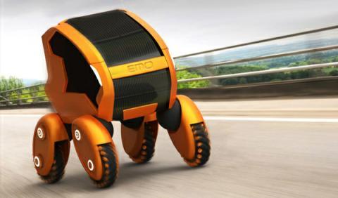 Emo Project: un coche híbrido que cambia de forma