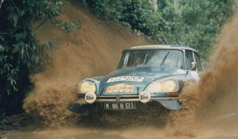 Citroën DS Tiburón: el último rey de Francia