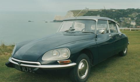 Citroën Ds Tiburón El último Rey De Francia Autobildes