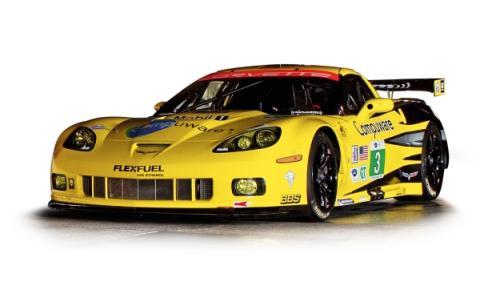 Chevrolet Corvette de Le Mans
