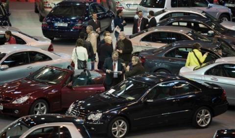 Arranca el Salón del Vehículo de Ocasión de Madrid 2012