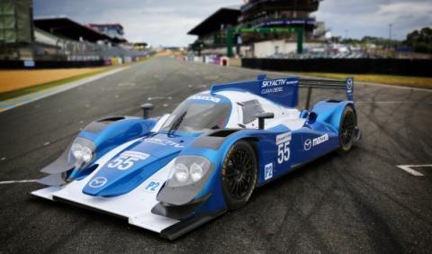 Mazda Diesel Le Mans