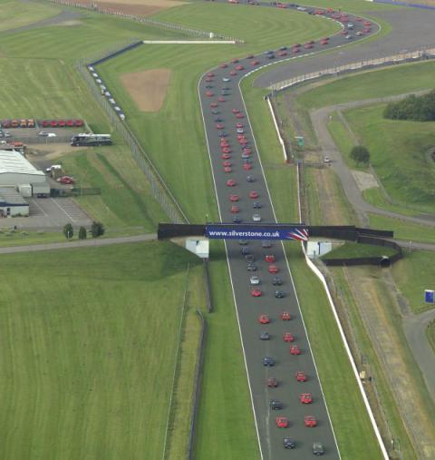Récord 2007 Silverstone