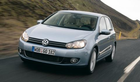 VW Golf 4 puertas