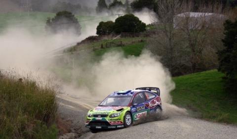Rally de Nueva Zelanda 2010