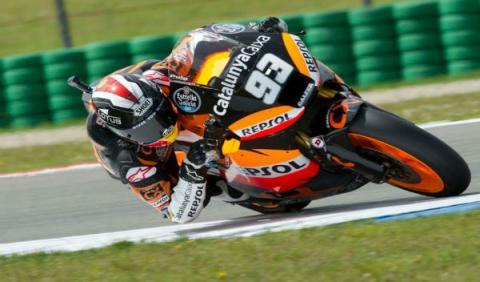 GP de Holanda 2012: Márquez se vuelve superar en Moto2