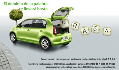 Torneo Škoda Citigo Apalabrados
