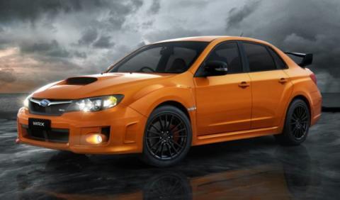 Subaru Impreza WRX Club Spec