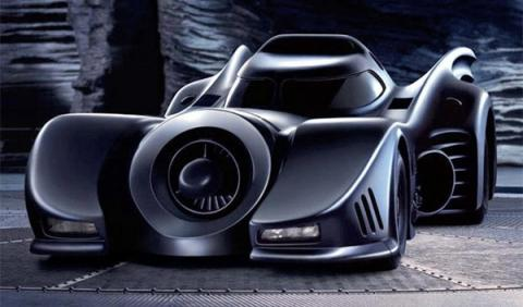 coches de batman - batmovil