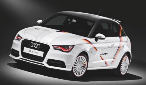 Audi Alemán