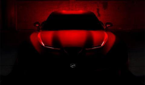 Primeras imágenes del SRT Viper 2013