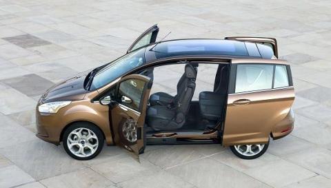Llega el nuevo Ford B-MAX Ecoboost Edition