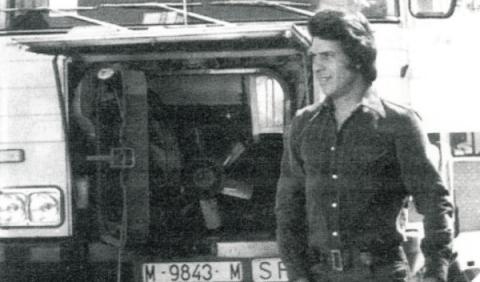Muere el actor Sancho Gracia: el 'camionero' Curro Jiménez