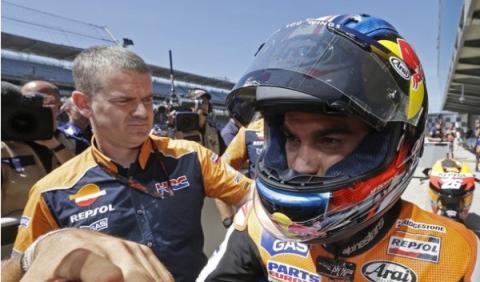 GP de Indianápolis 2012: Nueva victoria de Dani Pedrosa