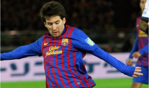 El coche de Leo Messi