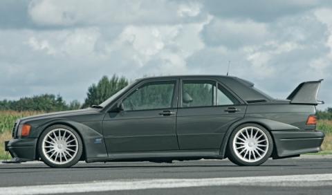 Mercedes 190 E 2.5 16 Evo II perfil