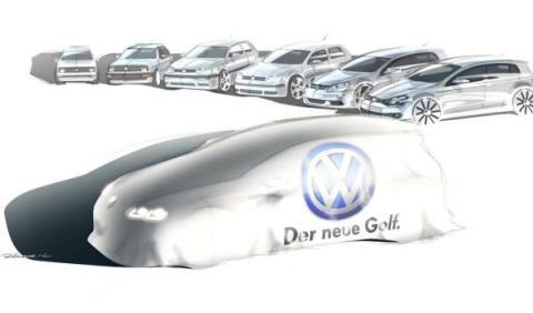 Generaciones de VW Golf