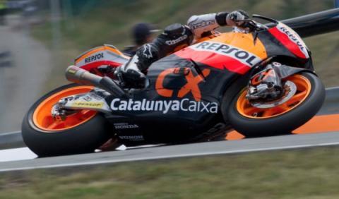 GP de la República Checa 2012: Victoria para Marc Márquez