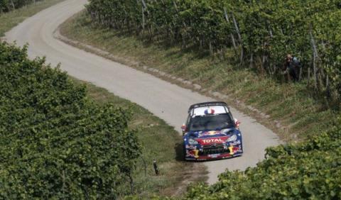 Novena victoria en el Rally de Alemania para Loeb