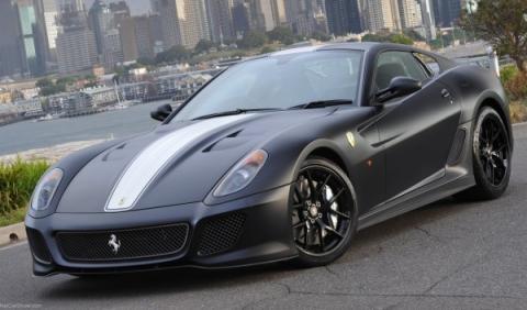 Ferrari 599 GTO único