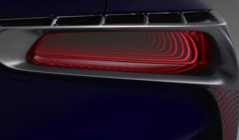 Deportivo híbrido de 500CV Lexus