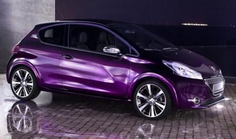 Peugeot 208 XY: luz verde a su producción