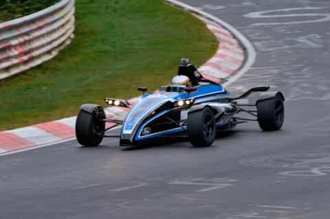 Formula Ford Nürburgring