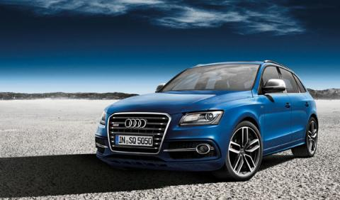 Audi SQ5 TDI exclusive concept delantera