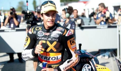 GP de San Marino 2012: Espargaró y Márquez, duelo en Moto2