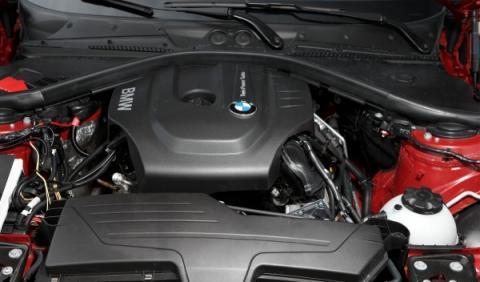 Primer tricilíndrico de BMW