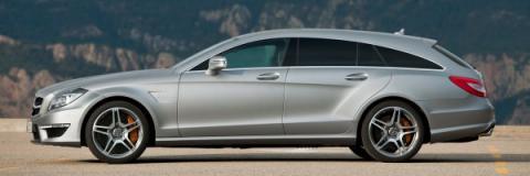 Mercedes CLS Shhoting Brake 63 AMG